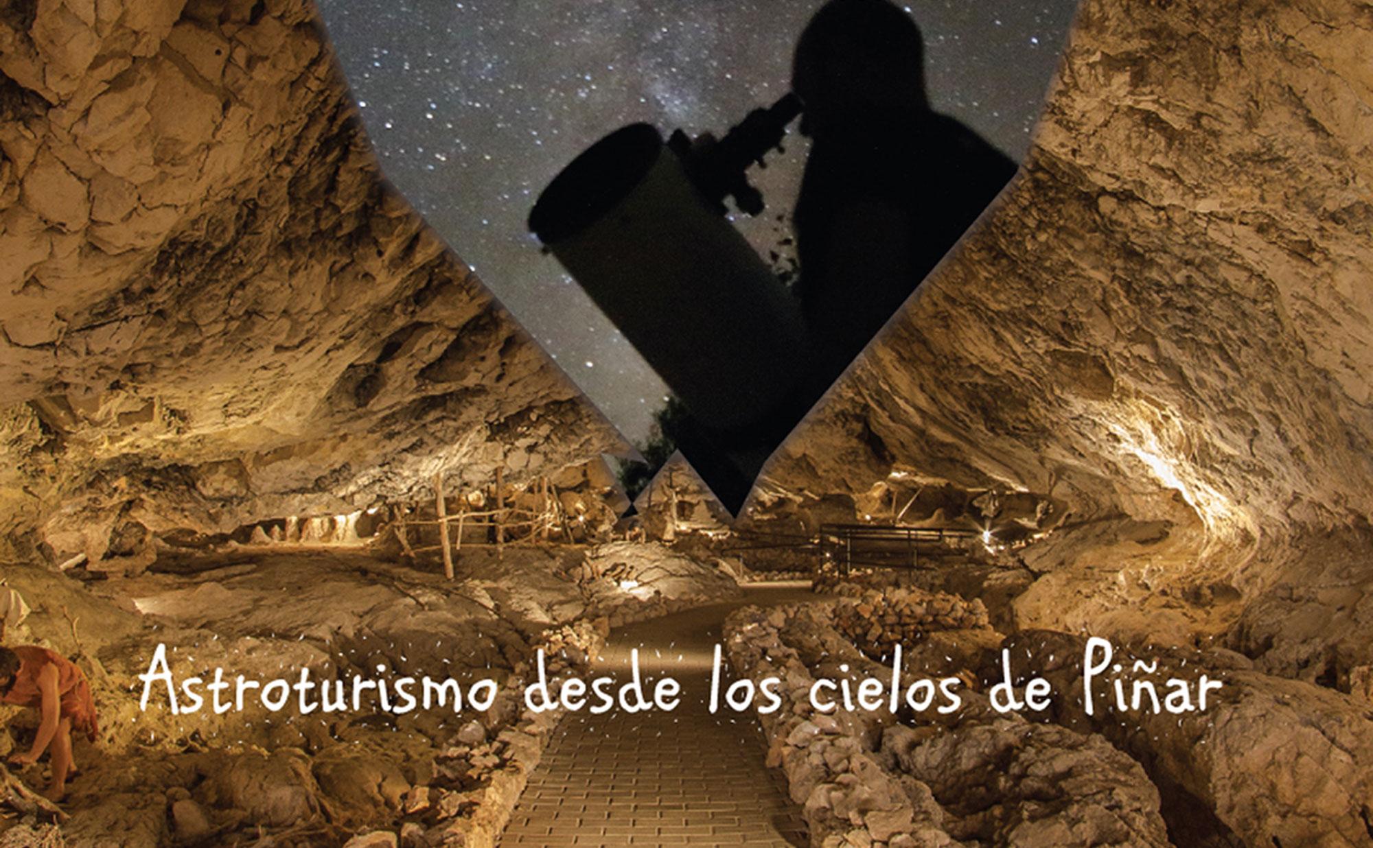 Ventana al Universo desde Piñar (Granada) – 18 agosto 2017